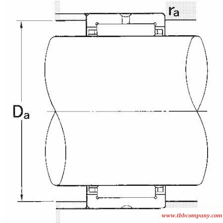 MR9211648 Needle roller bearing